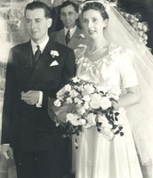 Gough and his wife