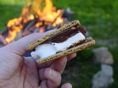 Eat S'mores and De-Stress!