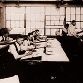 Walt's Job as a Commercial Artist (1919)