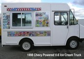 We have got the best mobile ice cream in town!