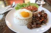 Carne Asada con Huevos