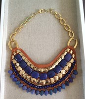 Indira Statement Necklace - $50