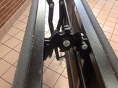 Cafeteria Table Hinge
