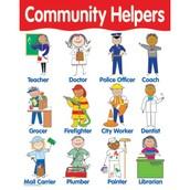 Social Studies: Introducing Community Helpers