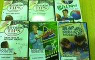 New professional DVDs