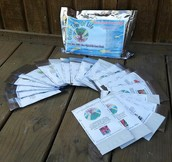 Basic Survival Seed Stash- One of our several seed kits we Offer