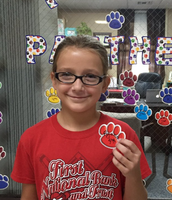 4th Grade Positive Panther