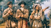 Lewis and Clark encountered many tribes and places on their journey.