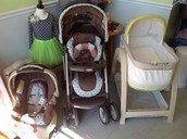 Strollers, car seats, and more!