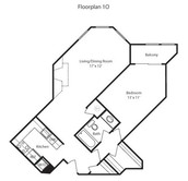 1 bedroom apartments NOW AVAILABLE!