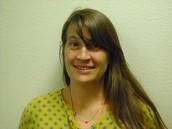 Andrea Rogalski - new Teaching Assistant