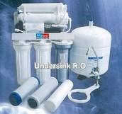 NASA water purifiers