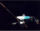 Voyager 2 on a mission to Neptune