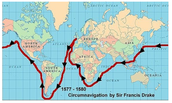 Route Around The World