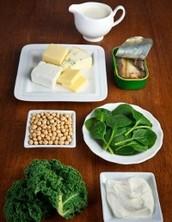 1. Get enough calcium