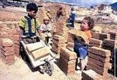 Demasiado trabajo para los niños