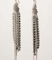 Adrianne Chain Earrings