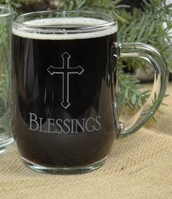 Blessings Mugs - Set of 2