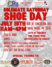 Recycle your shoes, and find your solemate!