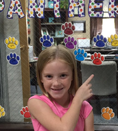 2nd Grade Positive Panther