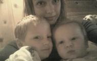 My nephews.