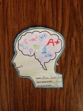 "My Brain ""My brain has two sides, the right side and the left side. The right side has nothing left and the left has nothing right."" - Unknown"