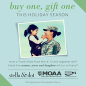 Buy One, Gift One Program- Nov. 6-12!