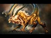GREEK MYTHOLOGY CREATURES