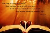 Manifest in God's Love