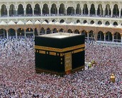 pilgrimage to mecca/hajj
