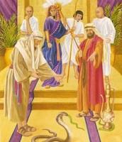 עוד דוגמה למשה כמנהיג מעצב