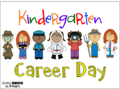 THIS FRIDAY IS             CAREER DAY!