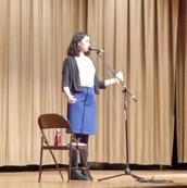 Performing at NCS