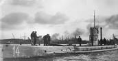 February 1, 1917 - Germany Resumes Submarine Wafare