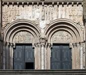 portico real (la catedral)