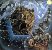 Un mundo. Ángeles Santos, 1929. Madrid.