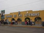 EL PARQUE DE LAS LEYENDAS