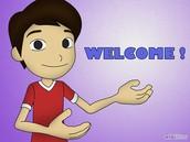 STEP NUMBER 06: BE NICE & WELCOMING