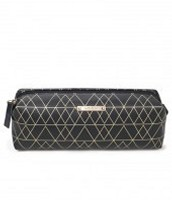 Pouf Slim - Black and Gold