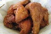 Cornstarch chicken