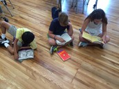 Independent Reading Center