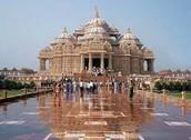 India's capital by: Mark