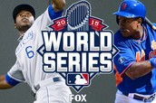 2015 MLB world series