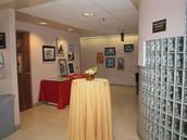 Installation in lobby