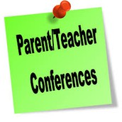 Sign up for a Parent/Teacher Conference!!!