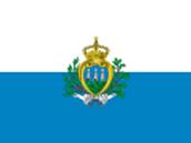 The San Marino Flag