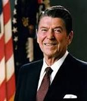 Ronald Reagan (Former U.S. President) 2/6/11-6/5/04