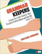 What is Grammar Keepers?