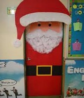 2nd Annual Door Decoration Contest