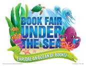 Elementary Book Fairs!